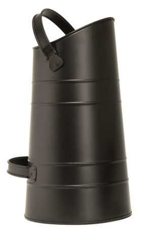 Pellet Scuttle  / PC - Black