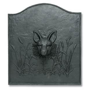 Fox Fireback / Cast Iron - Black