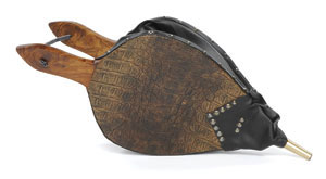 Croco Bellows / Wood