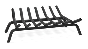 "24""  Standard Grate 20mm  / PC - Black"