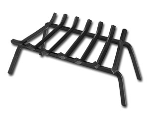 "24""  Masonry Grate 20mm / PC - Black"
