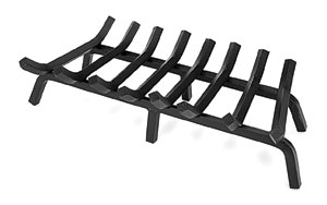"27""  Standard Grate 20mm / PC - Black"