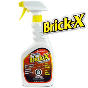 BRICK-X • Masonry Cleaner