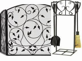 Fireplace Screen Sets