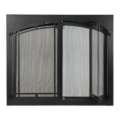 Fireplace Glass Doors Stove King W Series Minuteman International