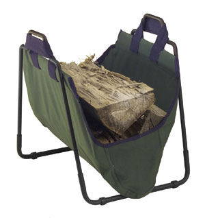 Log Carrier Stand